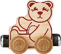 Maple Landmark Color Cars - Stitches The Bear - Made in USA