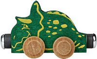 Maple Landmark Color Cars - Spike The Triceratops - Made in USA