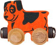 Maple Landmark Color Cars - Snickers The Dog - Made in USA