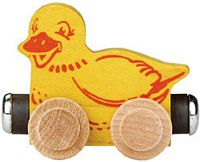 Maple Landmark Color Cars - Darla Duck - Made in USA