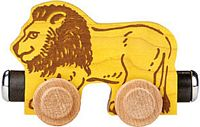 Maple Landmark Color Cars - Leonardo Lion - Made in USA