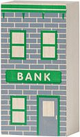 Maple Landmark Buildings - Bank - American Made