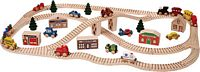 Maple Landmark Train Set - Town  American Made