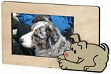 4X6 Picture Frame - Puppy