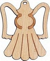 Maple Landmark Cutout Maple - Angel