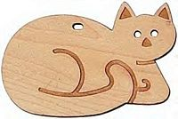 Maple Landmark Cutout Maple - Cat