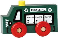 Maple Landmark Scoots - Recycling Truck