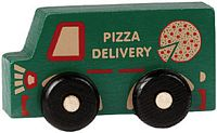 Maple Landmark Scoots - Pizza Delivery Toy