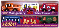 Maple Landmark Scoots - Boxed Set Scoots #2 Toy