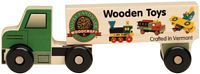 Semi Trucks - Wooden Toys