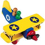 Maple Landmark Classics - Biplane Made in USA