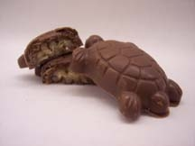 14oz Milk ChocolateTurtle Turtles - Made in USA