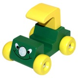 Holgate Toys Golf Cart- Wooden Toy  - American Made