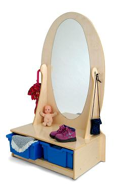 Kids Vanity Mirror - American Made