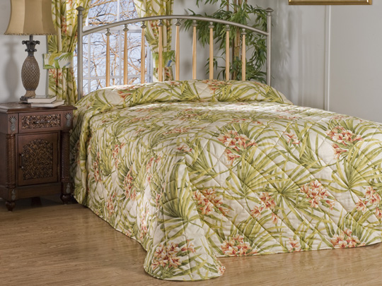 Usab2c Sea Island Bedspread Made In America Product