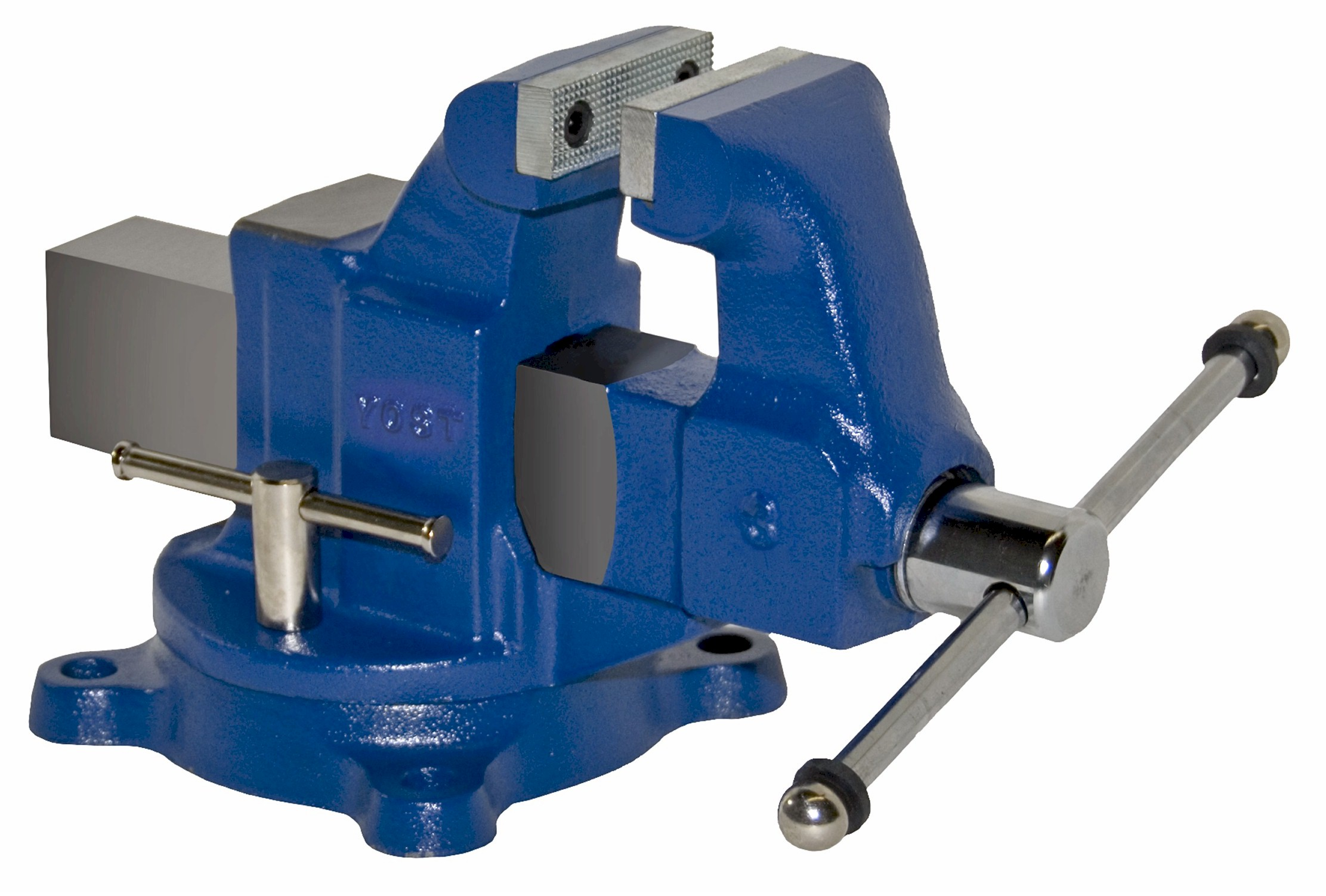 Usab2c Heavy Duty Industrial Machinists 39 Bench American Made Vise Swivel Base Product Details