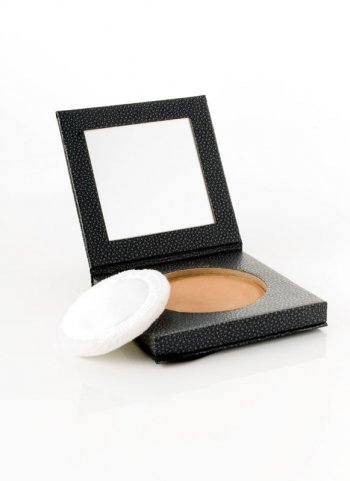 FlowerColor Face Powder Made in USA - Talc & Preservative Free!