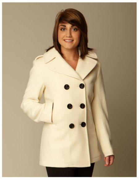 Authentic Women's Peacoat