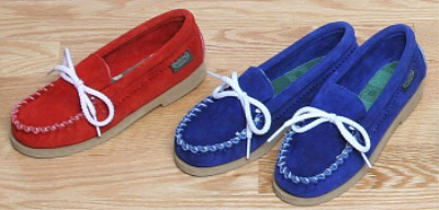 Footskins Children's Suede Shoes - American Made