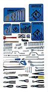 163 Pc. Intermediate Set - with Industrial Series Box- Free Shipping!