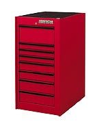 Armstrong 8 Drawer Side Cabinet- Free Shipping! American Made