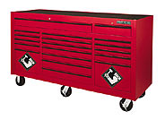 Armstrong 19 Drawer Triple Bay Roller Cabinet
