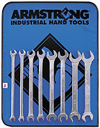 8 Pc. Extra Thin Tappet Wrench Set