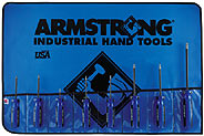 Armstrong  8 Pc. Torx Screwdriver Set - American Made