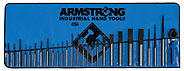 Armstrong Tools 27 Pc. Punch and Chisel Set