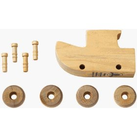 Maple Landmark Made By Me Kits - 6 Pk - Tugboat - American Made