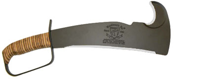Pro Tool Woodman's Pal�Junior w/ Leather Grip & Steel Knuckleguard - American Made