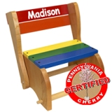 Holgate Toys Classic Step Stool Chair - Made in America