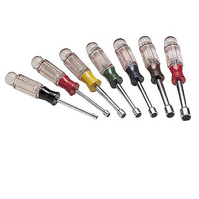 Craftsman 7 pc. Standard Nut Driver Set Made in USA