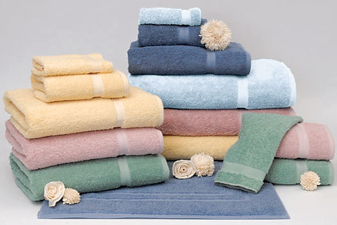 Premier Towels by 1888 Mills - Made in America