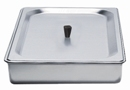 Broilking 4.3 QT PAN WITH LID - STAINLESS -  2 SETS - American Made