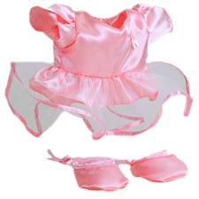 Ballerina Outfit Made in USA