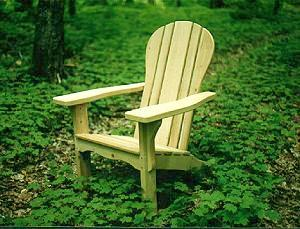 Adult Adirondack Deluxe Chair Made in USA