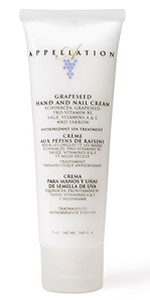 California North Appellation Grapeseed Hand and Nail Cream - Made in USA