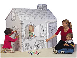 My Very Own House - Cottage Set - Made in USA
