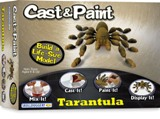 Cast & Paint Model Kit: Tarantula Made in USA