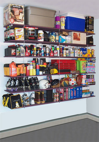 Garage Storage kit - American made