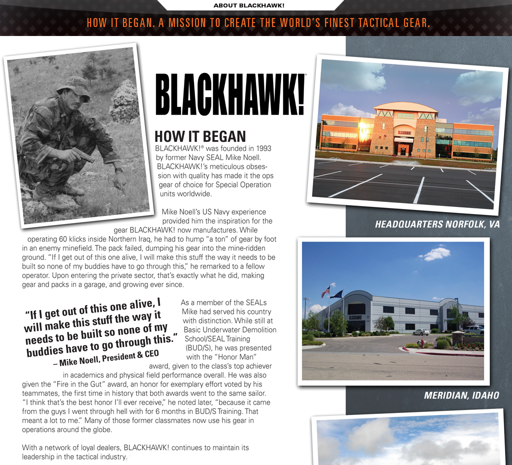 BlackHawk Stocks