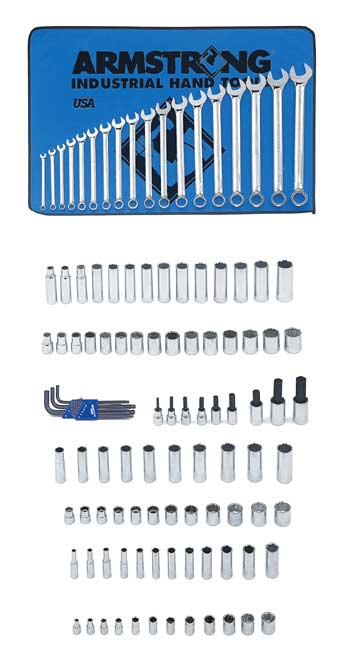 Armstrong 111 Pc. Metric Add-On Set - Tools Only