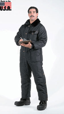 PolarWear Coverall, one piece / full body (rated to -55F) - American Made