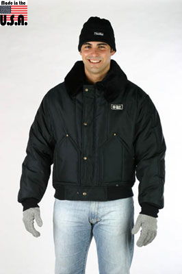 Jacket, short, waist length (rated to -55F) - Made in America