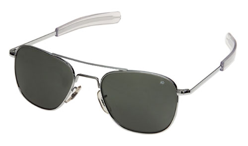 AO Eyewear Flight Gear - Original Pilot Sunglasses American Made