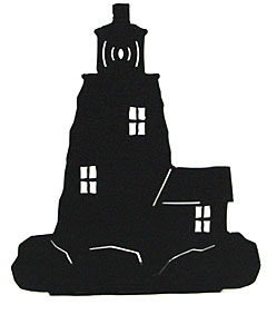 North Country Lighthouse Sentry Bookend- American Made