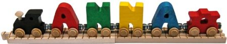 Maple Landmark Nametrain Bright 4 Ltr Eng Cab Track Made in America