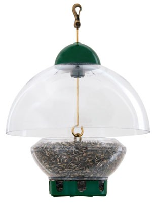 Squirrel Resistant & Small Bird Feeder Made in USA