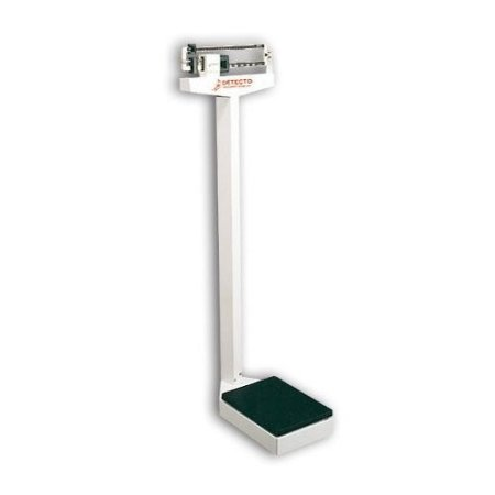Detecto 337 Balance Beam Doctor/Physician Scale, 400 lbs / 180 kgs, Made in the America